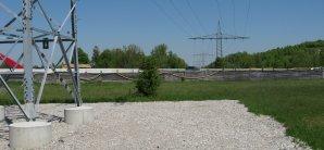 Erneuerung 110-kV-Leitung Gersthofen–Augsburg