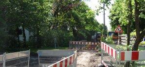 Neubau Fernwärmeleitung Augsburg-Lechhausen