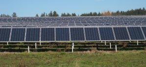 Freiflächen-Photovoltaikanlage Heretsried