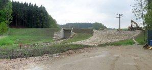 Hochwasserrückhaltebecken Haunswies, Gemeinde Affing