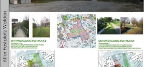 Projektierung von Maßnahmen zur Städtebauförderung